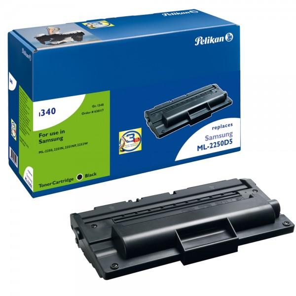 Pelikan Toner 1340 komp. zu ML-2250D5 Samsung ML-2250 black