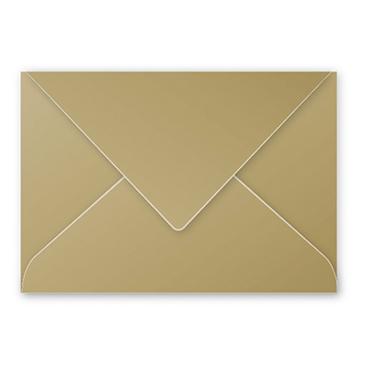 Clairefontaine Pollen Umschläge C5 Gold 120g/m² 20 Stück