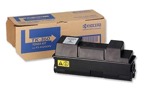 Original Kyocera Toner TK-360 für FS-4020DN FS 4020 DN schwarz