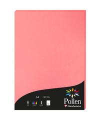 Clairefontaine Pollen Papier Litschi 120g/m² DIN-A4 50 Blatt