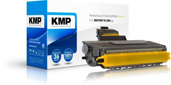 KMP Toner für Brother TN-3280 HL-5340 MFC-8370DN schwarz B-T30
