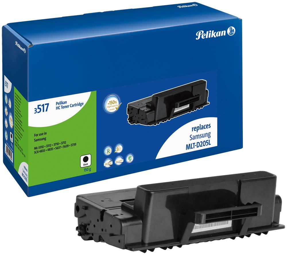 Pelikan Toner 3517HC für MLT-D205L ML-3310 etc. black