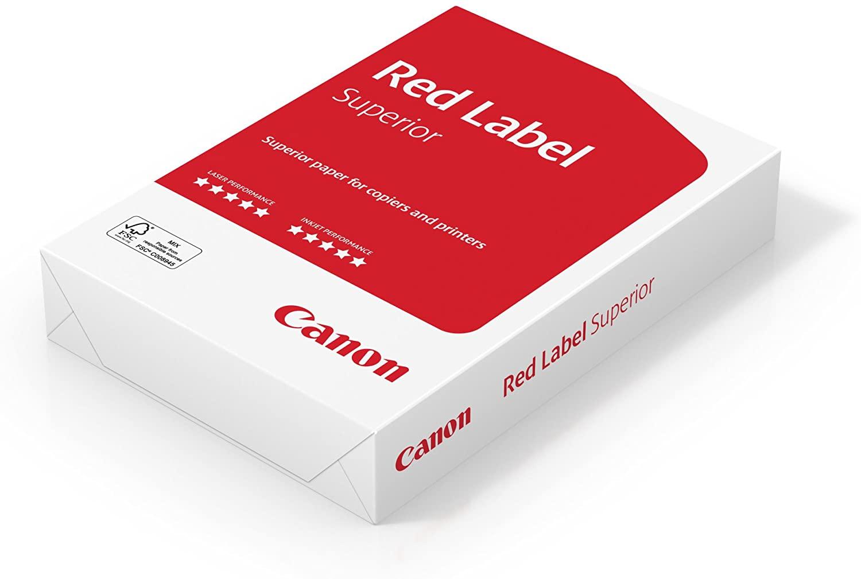 Vorschau: Canon Label Superior A4 80g/m² (Geschäftspapier, 500 Blatt FSC zertifiziert, alle Drucker, hochweiß)