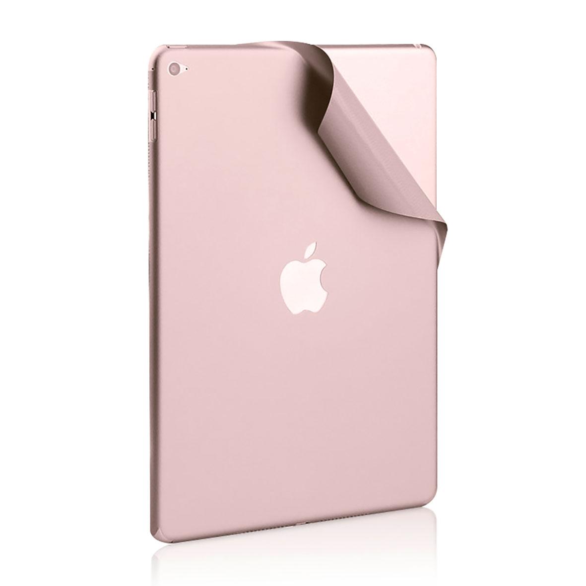 """KMP Protective Skin Schutzfolie für iPad Pro 9,7"""", rosegold"""