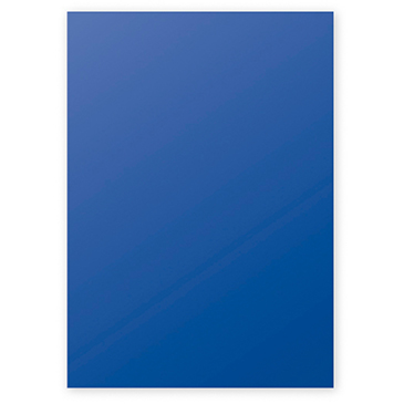 Clairefontaine Pollen Papier Königsblau 210g/m² DIN-A4 25 Blatt