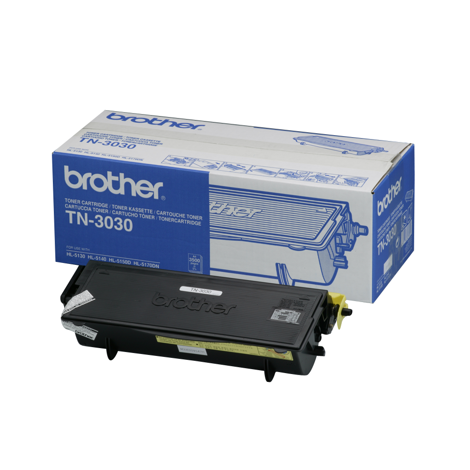 Original Brother Toner TN-3030BK für HL 5130 etc. black