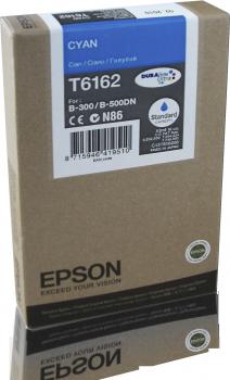 Original Epson Patrone T6162 B300 für STYLUS B 300 cyan