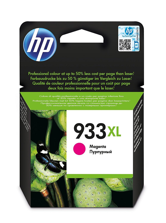 HP Tintenpatrone CN055AE Nr. 933XL für Officejet 6100 etc. magenta