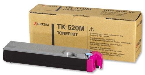 Vorschau: Original Kyocera Toner TK-520M für FS-C5015N magenta