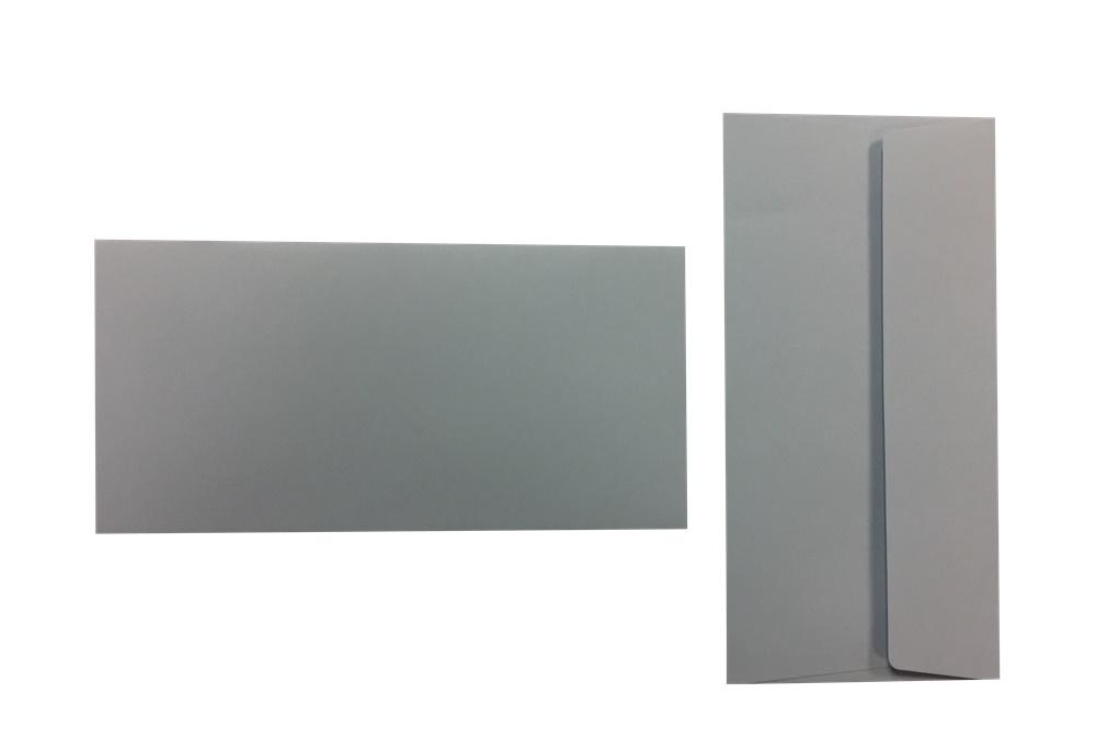 Pop'Set Umschläge DIN Lang hellblau 120g/m² 100 Stück
