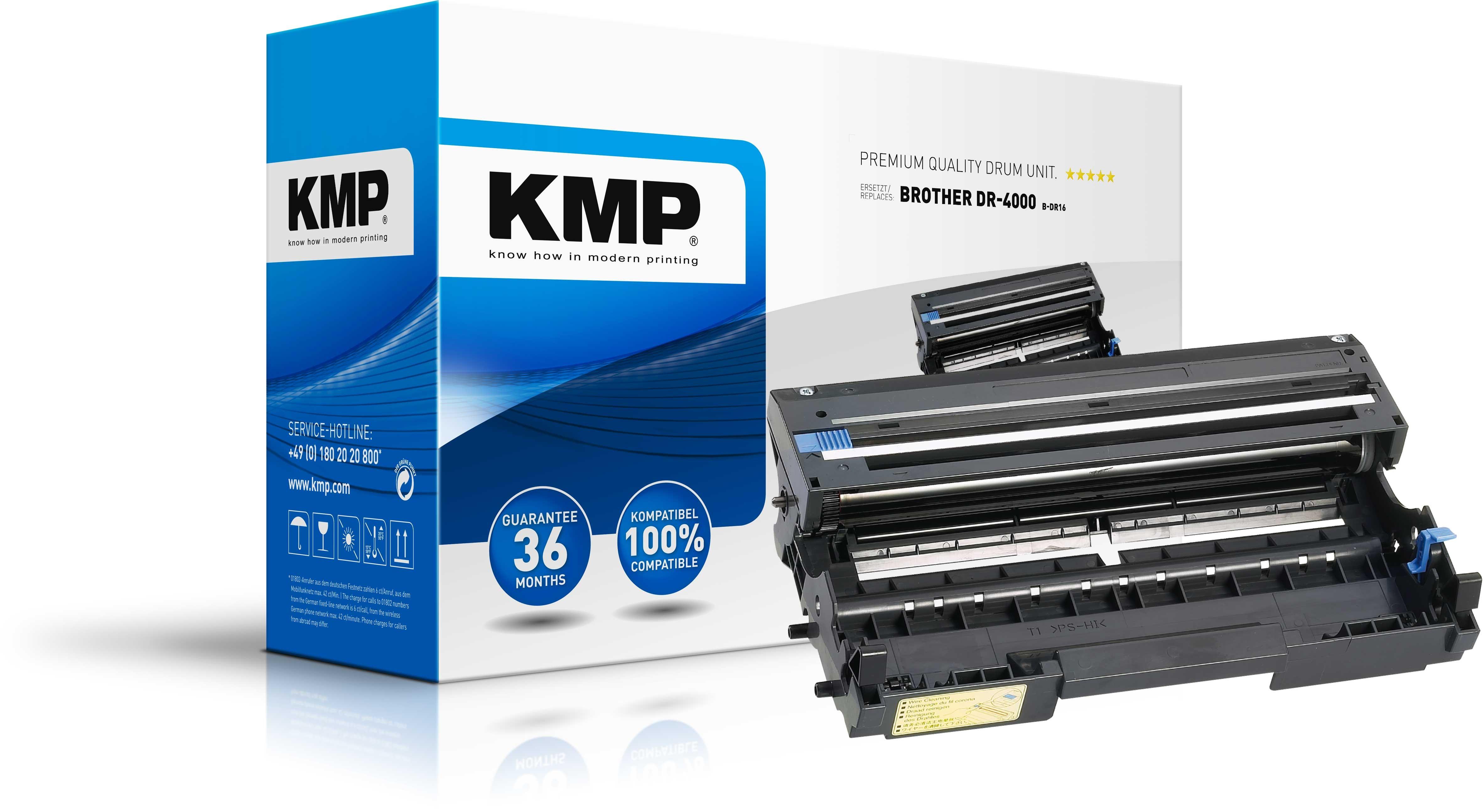 Vorschau: KMP Trommeleinheit für Brother DR-4000 HL-6050 6050D