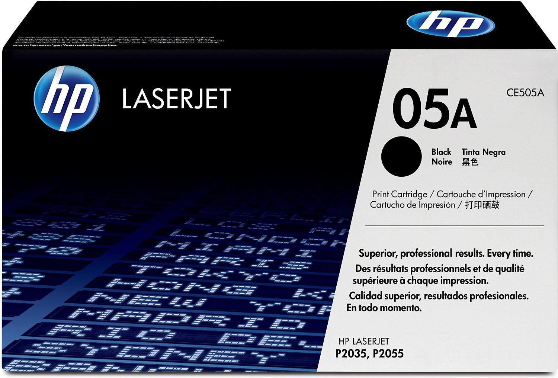 Original HP Toner CE505A 05A für LJ P2055 black