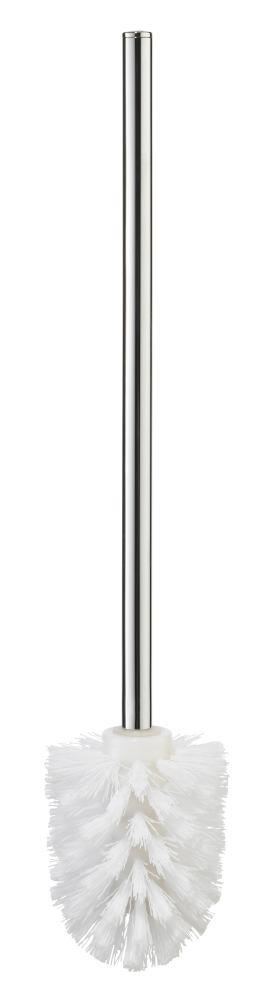 tesa WC-Ersatzbürste weiß, für Badserien Hukk, Smooz, Exxcellent & Elegaant 40329-00000