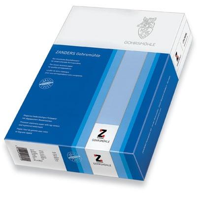 Zanders Gohrsmühle Briefpapier 80g/m² mit Wasserzeichen