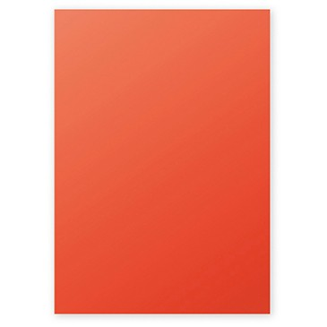 Clairefontaine Pollen Papier Korallenrot 210g/m² DIN-A4 25 Blatt