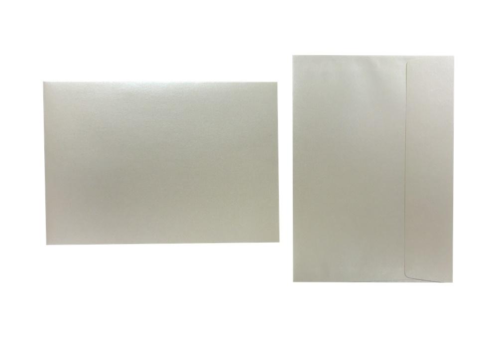 Inapa Shyne Umschläge C5 Nude 120g/m² 100 Stück