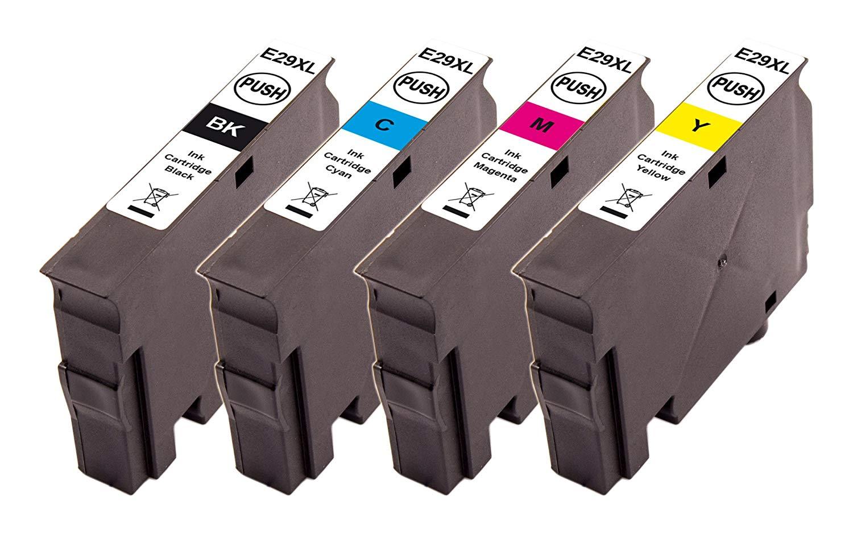 Peach Multipack Tintenpatronen XL kompatibel zu Epson No. 29XL, T2996