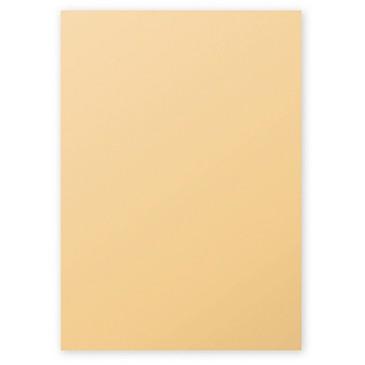 Clairefontaine Pollen Papier Karamel 210g/m² DIN-A4 25 Blatt