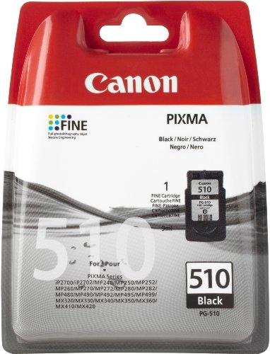 Vorschau: Original Canon PG-510 für PIXMA MP240 MP260 MX320 black