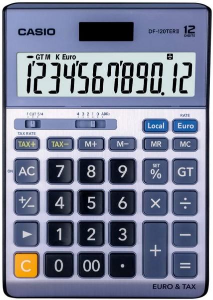 Casio DF-120TERII Casio DF-120TERII Tischrechner