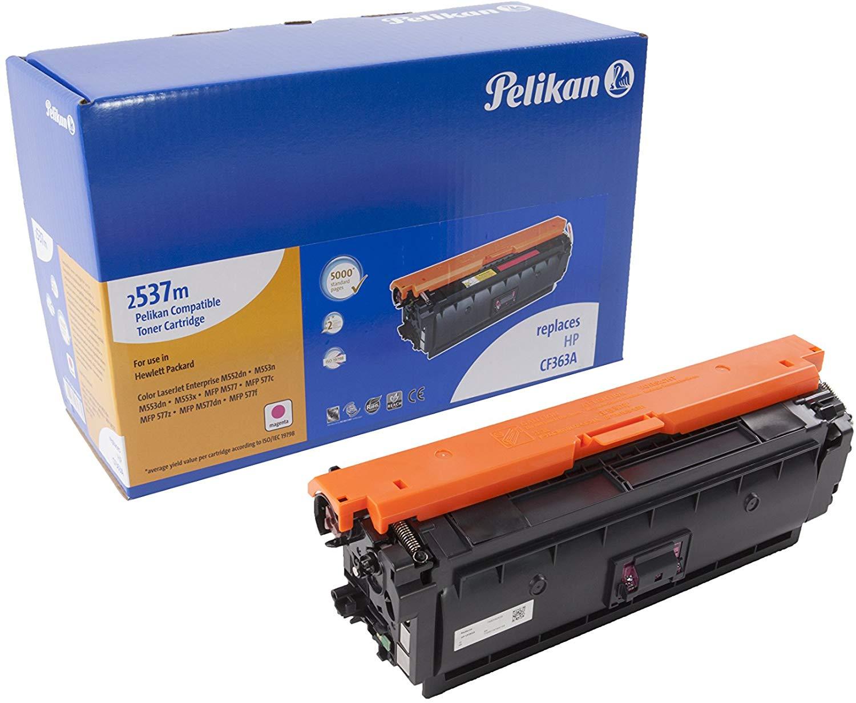 Pelikan Toner ersetzt HP CF363A, Magenta, 5000 Seiten