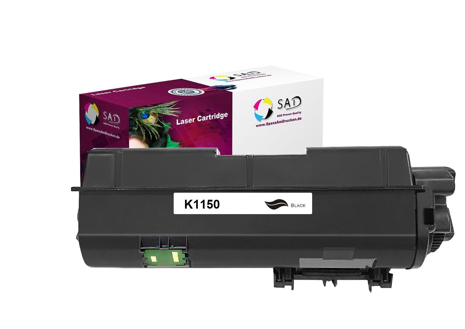 SAD Premium Toner kompatibel mit Kyocera TK-1150/ 1T02RT0NL0 Schwarz