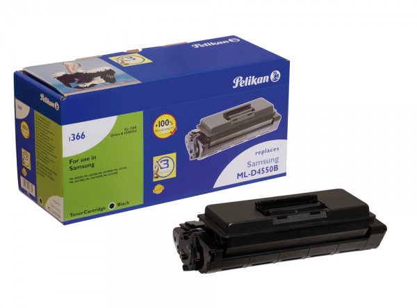 Pelikan Toner 1366 HC komp. zu ML-D4550B Samsung ML-4050N black