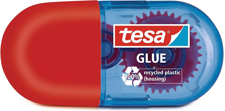 Tesa Mini Kleberoller permanent, ecoLogo, 6m:5mm