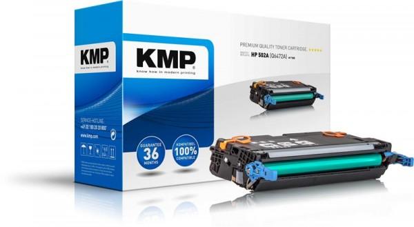 KMP Toner kompatibel mit HP Q6472A Laserjet 3600 gelb H-T105