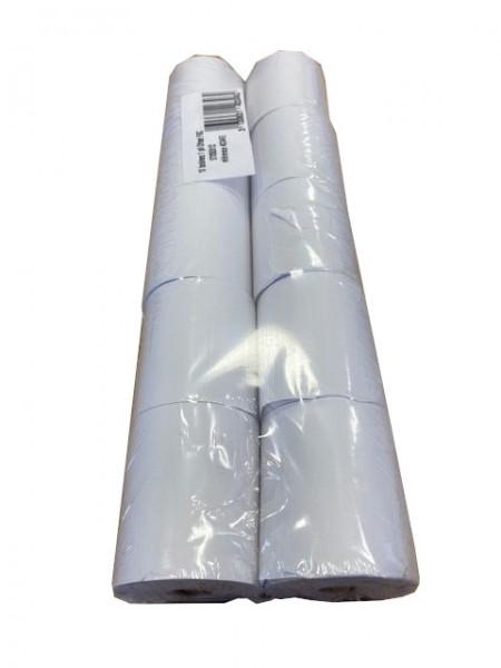 10x EXACOMPTA Kassenrollen, 57 mm x 20 m x 12 mm, extra weiß 40346E