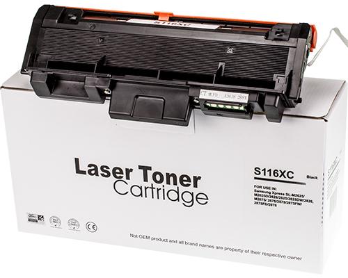 SAD XL-Toner kompatibel zu Samsung 116L/ MLT-D116L/ SU828A Schwarz