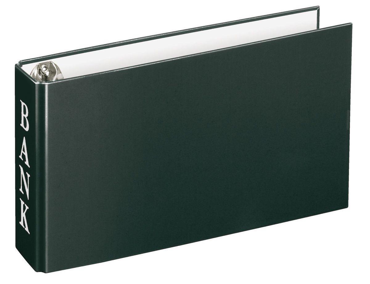 Veloflex® Bankordner BANK - Rückenbreite 45 mm, Füllhöhe 30 mm, schwarz