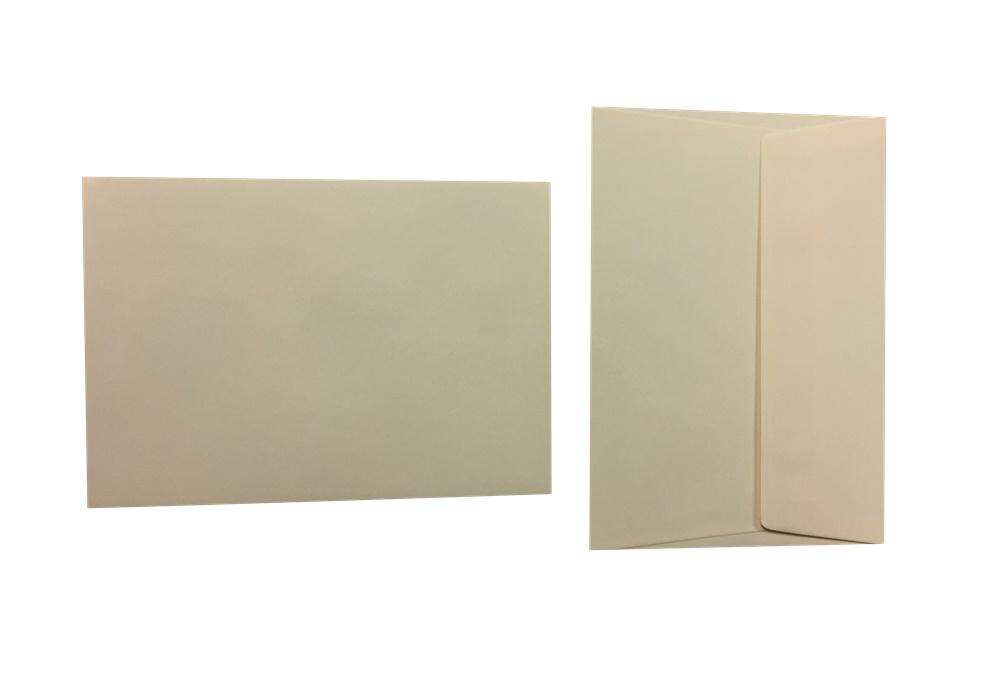 Pop'Set Umschläge C6 vanille 120g/m² 100 Stück