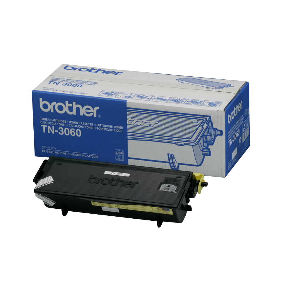 Original Brother Toner TN-3060BK für HL 5130 etc. black
