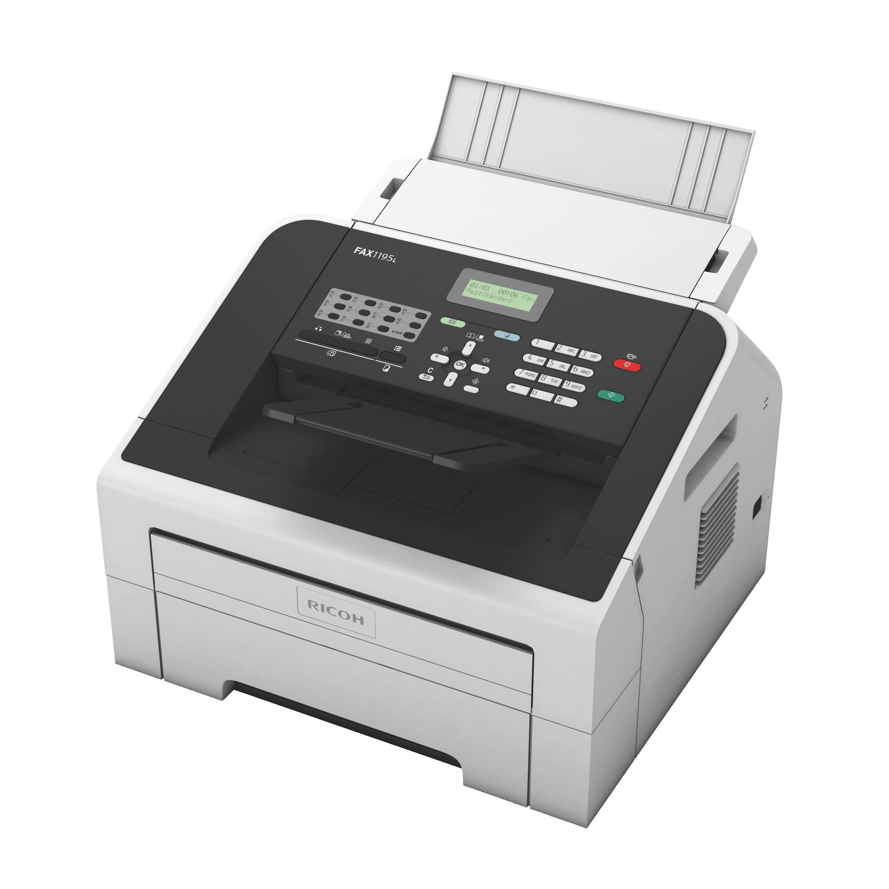 Ricoh Aficio Laserfax 1195L