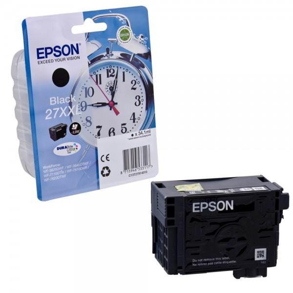 Original EPSON CT13T27914012 Tinte schwarz 34,1 ml EPSON Eco-Tank-Serie