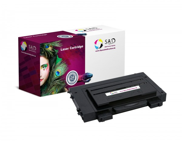 SAD Toner für Samsung CLP-510D7K CLP-510 black