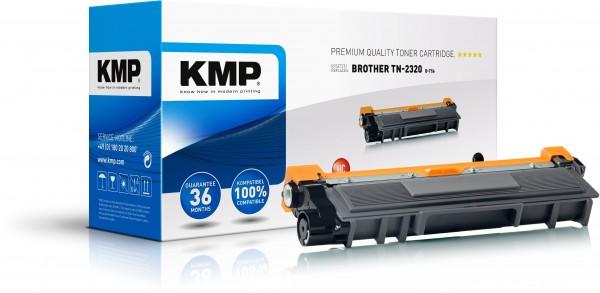 KMP Toner B-T56 für Brother TN-2320 DCP-L2500D etc. black