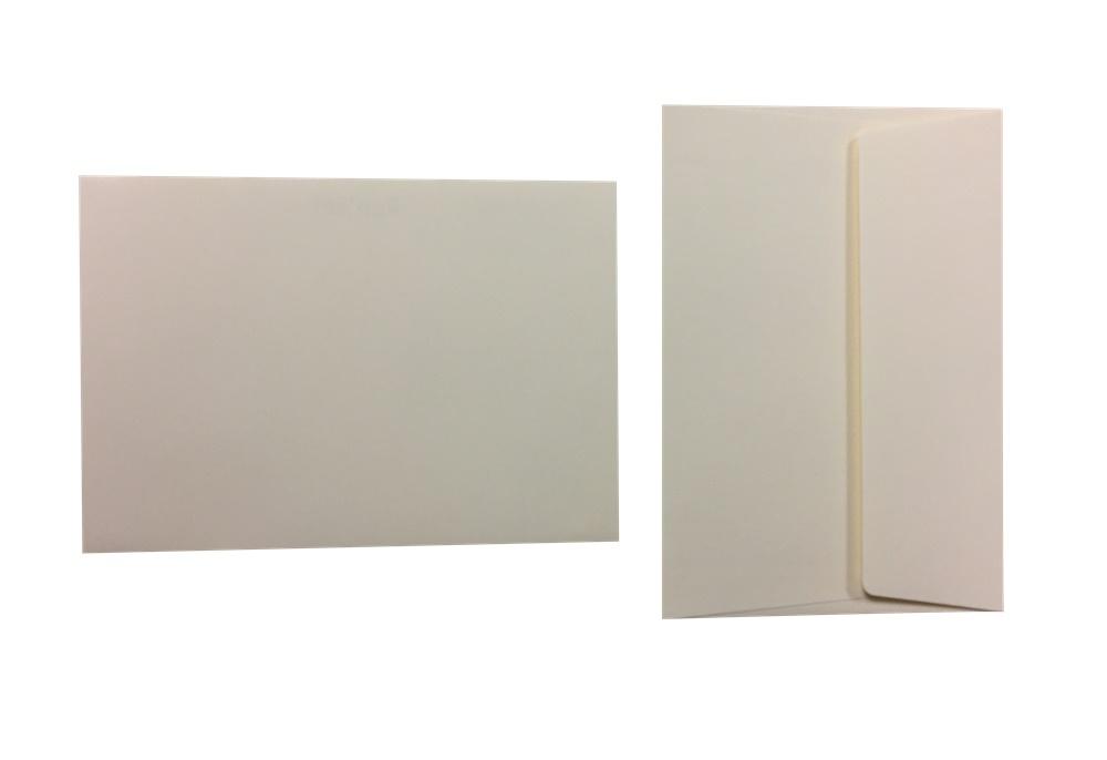 Pop'Set Umschläge C6 elfenbein 120g/m² 100 Stück