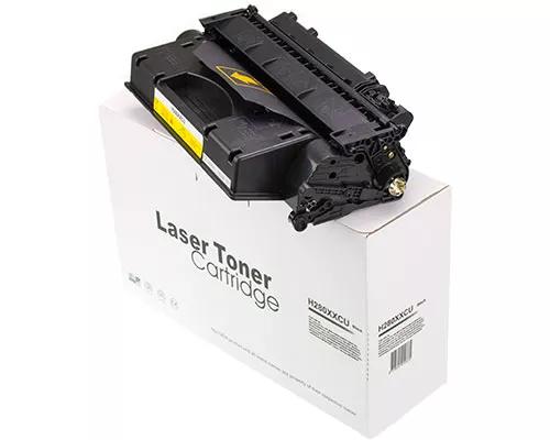 SAD XL-Toner kompatibel zu HP 05X/ 280X/ CE505X/ CF280X/ Canon 719H/ 720 Schwarz