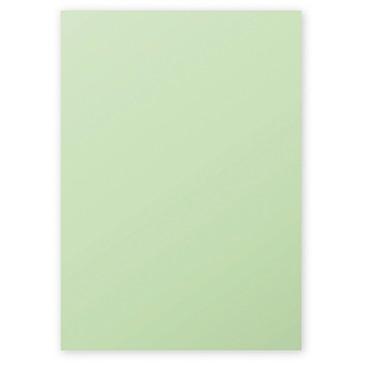 Clairefontaine Pollen Papier Grün 160g/m² DIN-A4 50 Blatt