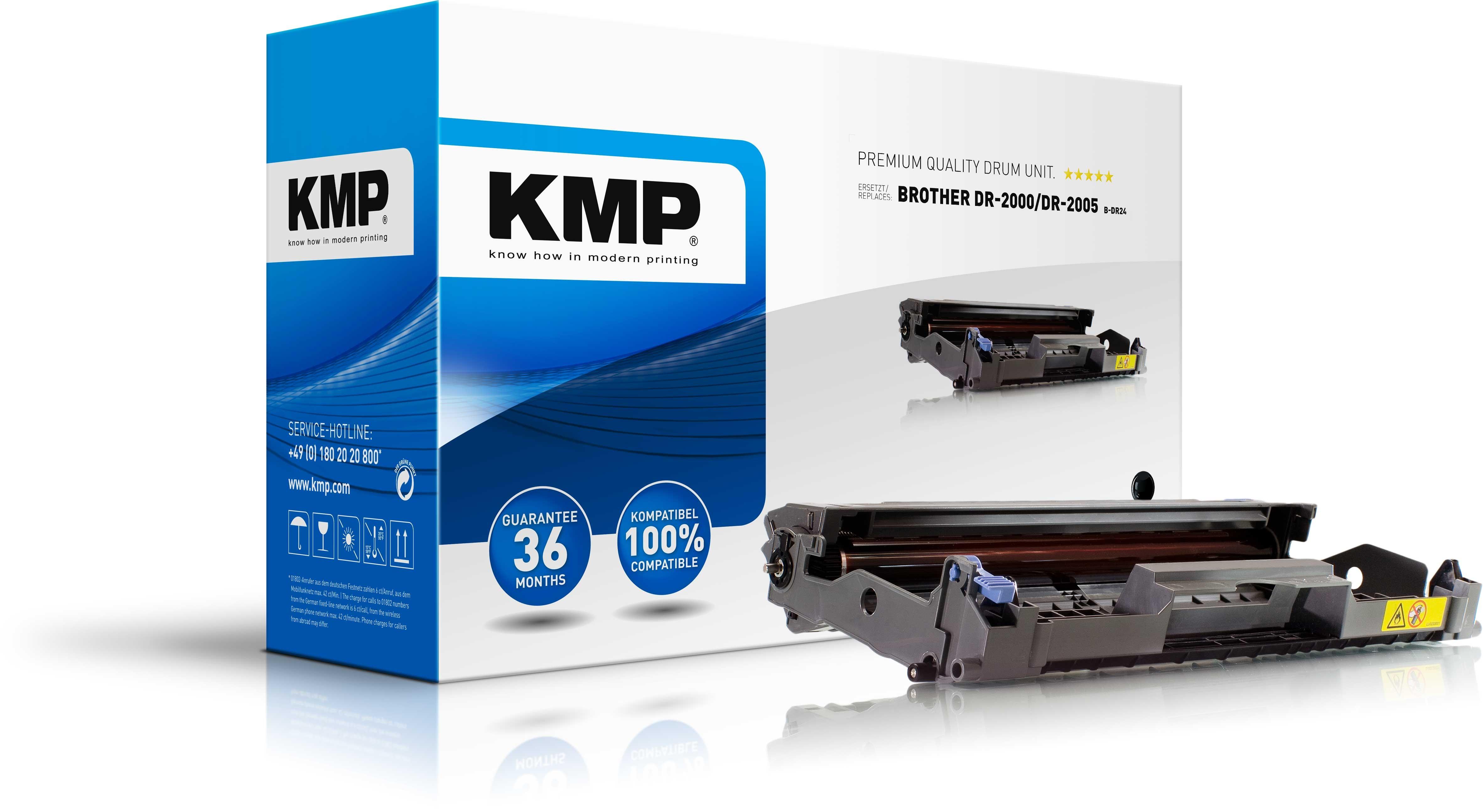 Vorschau: KMP Trommeleinheit für Brother DR-2000 HL 2030 2040 2070N