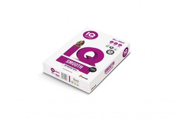 IQ Selection Smooth A4 120g Kopierpapier weiß 500 Blatt