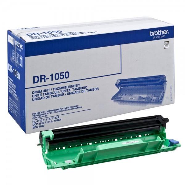 Original Brother Trommel DR-1050 schwarz Drum Unit OPC 10.000 Seiten