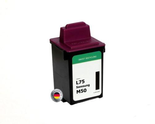 SAD Patrone für Lexmark / Samsung  Nr 50 / 75 / M50 XL 12A1975E black