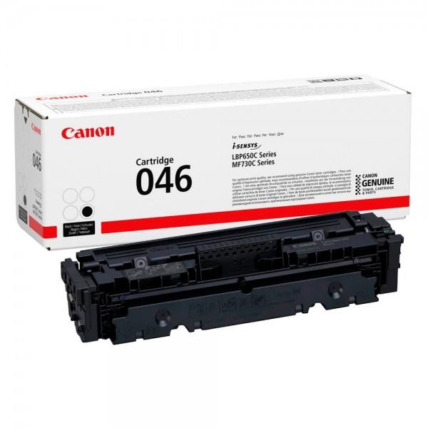 Canon 046 BK Schwarz Toner