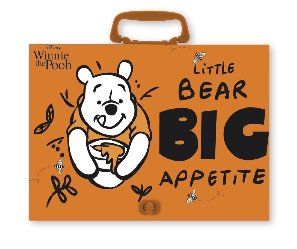 """Utensilienbox """"Winnie Pooh"""", 230x315x55 mm"""