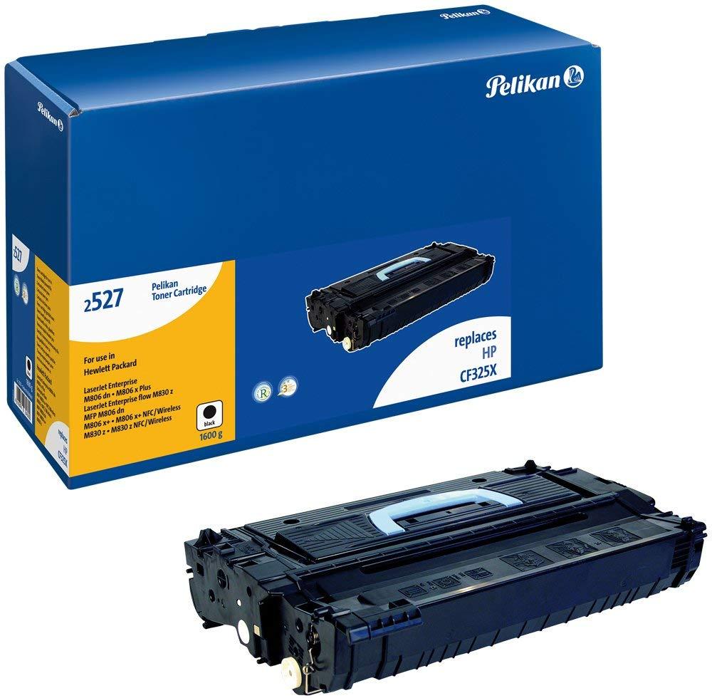 Pelikan Toner ersetzt HP CF325X, Black, 40000 Seiten