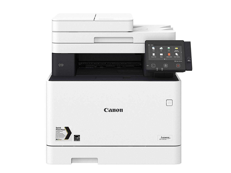 CANON i-SENSYS MF734Cdw  DIN A4,4in1,Farbl.,DADF,PS,WiFi