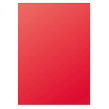 Clairefontaine Pollen Papier Kirschrot 210g/m² DIN-A4 25 Blatt
